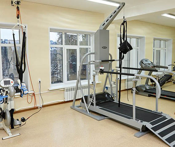 Medizinische Geräte und Simulatoren für die Rehabilitation