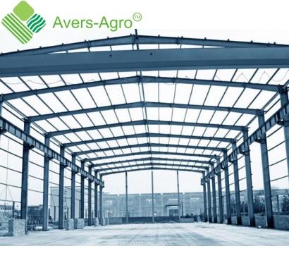 Изготовление металлоконструкций для ангаров, складских помещений и модульных зданий