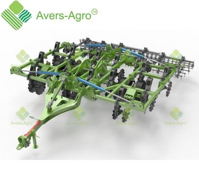 Verti-till турбокультиватор Green Wave 5,2 м Euro. Гос.компенсация до 40%