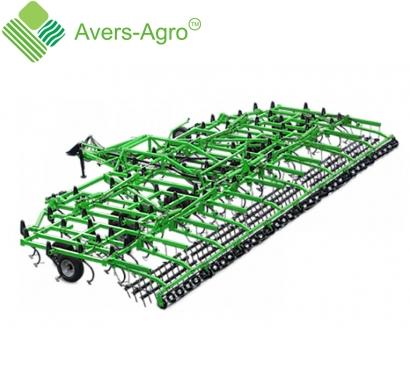 Культиватор сплошной обработки Green Scraper 9,5 м