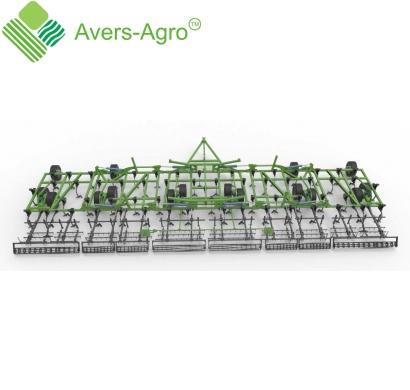 Культиватор сплошной обработки Green Field 18,3 м