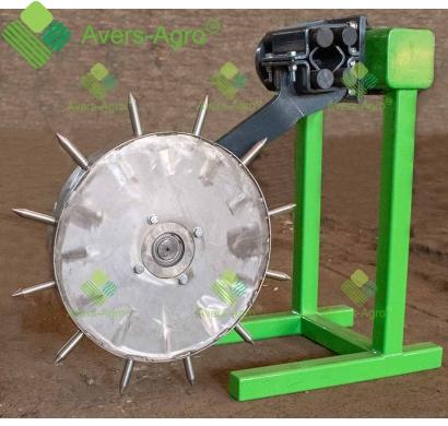 Колесо-дозатор для инжекторной бороны