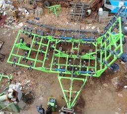Новое видео Verti-Till Green Wave турбокультиватор шириной захвата 11,7 м