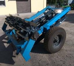Video of the modernization of the KP-6 roller crimper