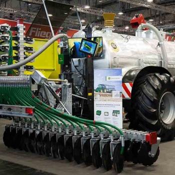Международная выставка Agritechnica 2019 -