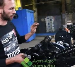 Новое видео - Модернизация и ремонт сошников сеялки John Deere.