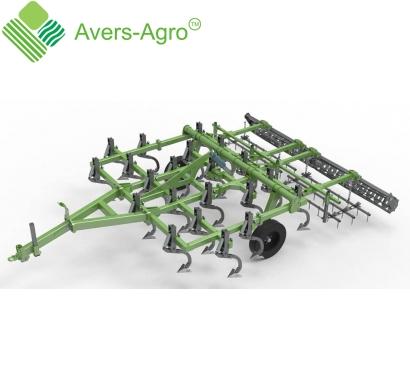 Культиватор сплошной обработки GREEN WEEDER 4м