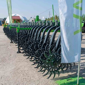 VII Международная агропромышленная выставка AGROEXPO-2019 -