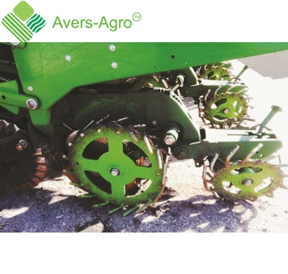 Modernization of furrow openers of seeders - wheel bearing