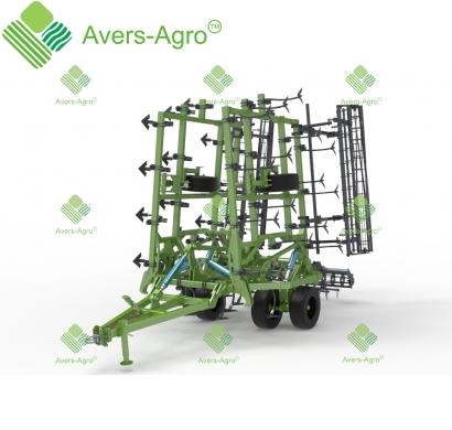 Культиватор сплошной обработки GREEN WEEDER 8м