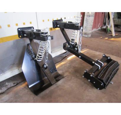 Система защиты шин Guard Tire каток