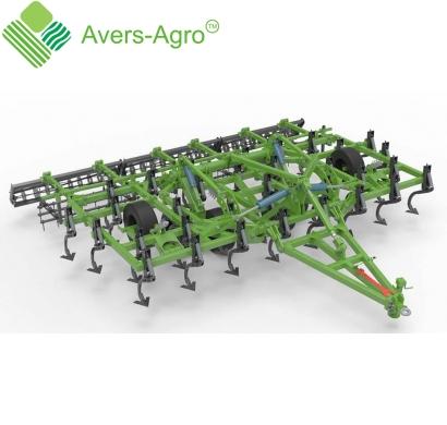 Культиватор сплошной обработки GREEN WEEDER 6м
