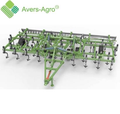 Культиватор сплошной обработки GREEN WEEDER 7,5м